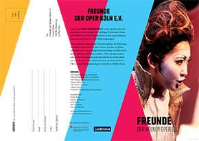 Informationen über die Freunde der Oper Köln e.V.