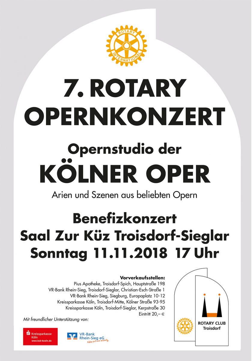 Plakat Opernkonzert 2018